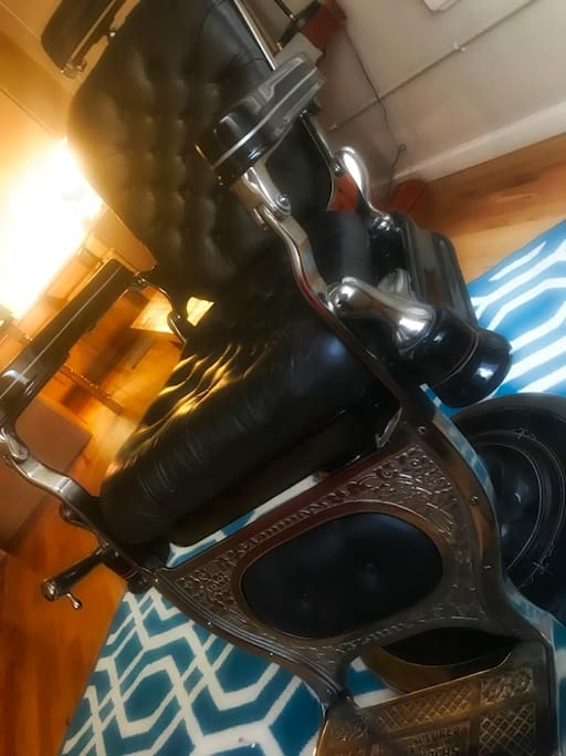 Living Room - Barber's Chair