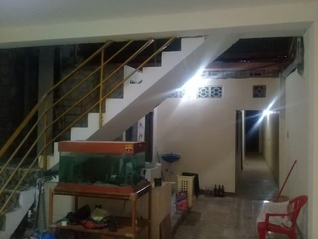 Casa alzamorada