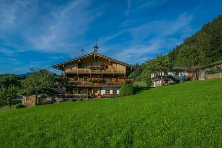 schönes Bauernhaus mit Panoramablick - Reith im Alpbachtal - Rumah