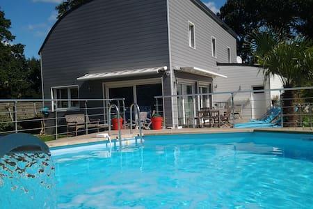 5mn de Vannes , maison 5 chb , piscine - PLOEREN