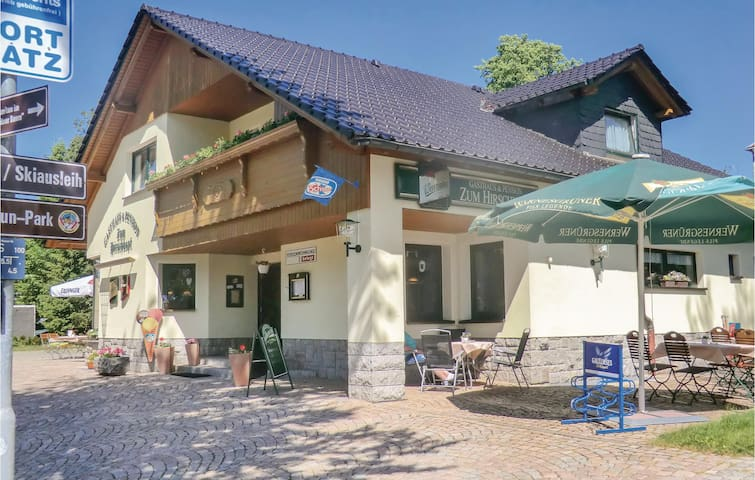 Holiday apartment with 2 bedrooms on 85m² in Eibenstock/Carlsfeld