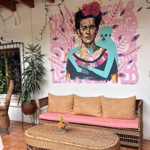 Casa de Stela - Suite Azul (Breakfast & YOGA)