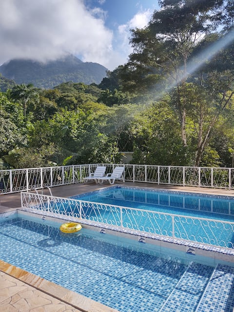 Sítio Recanto do Paraíso em Guapimirim/RJ