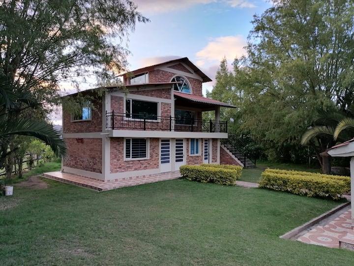 Cabaña Campestre Villa Ines tibasosa - Sogamoso