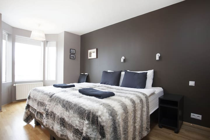 $Double Room with privat bathroom (14 square meters)$