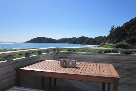 Spectacular Woolleys Bay! - Matapouri