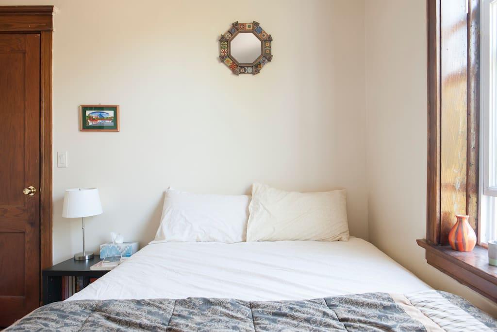 Your bedroom (2)