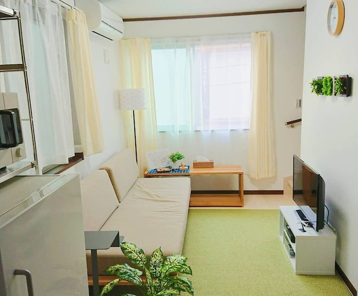 新高円寺@平安世代Home 201/距離新宿十分鐘/離車站只要兩分鐘/近高円寺商店街