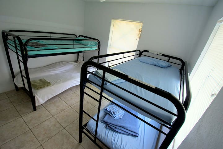 Shared Room Hostel Style 3