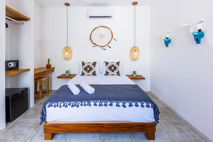 NEW Boho Studio Suite ♥ Location⋆A/C⋆Style