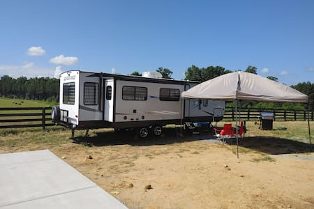 Home away from home Camper - Delivery only