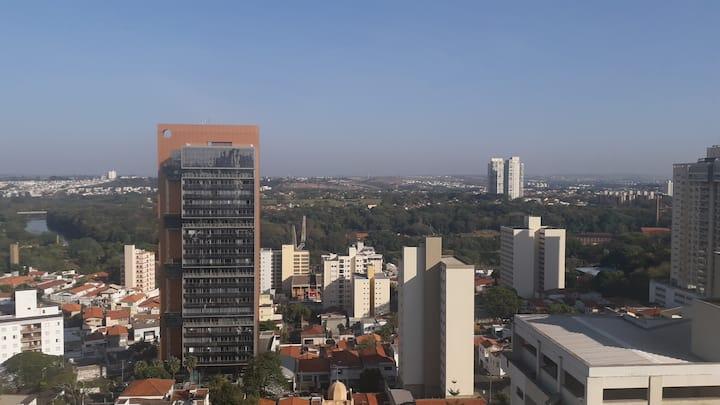 Ap. Centro,perto de tudo! Vista pro Rio!NET e TV!