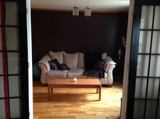 Chambre tout près du centre-ville - Sherbrooke - House