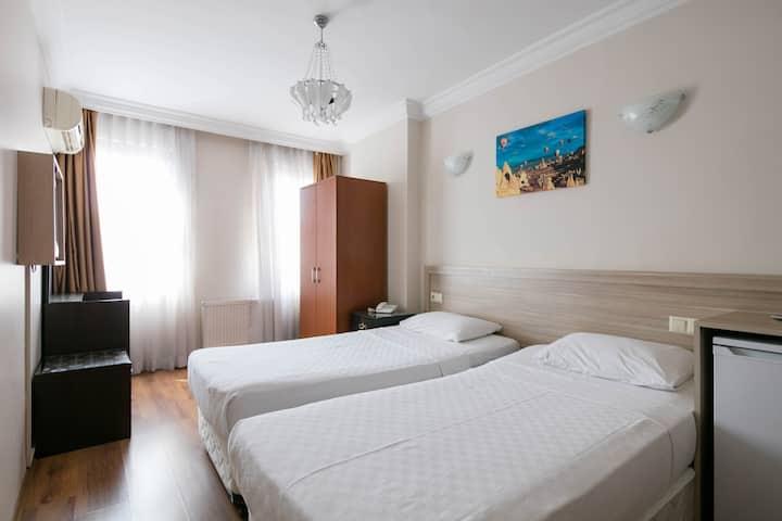 Sultanahmet Clean & Comfortable hotel room