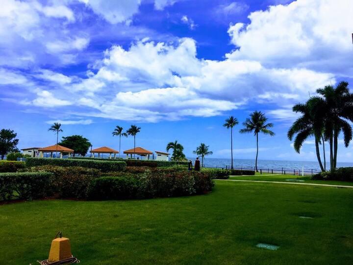 Beach and Sun, Haciendas del Club Gulf y Playa, PR