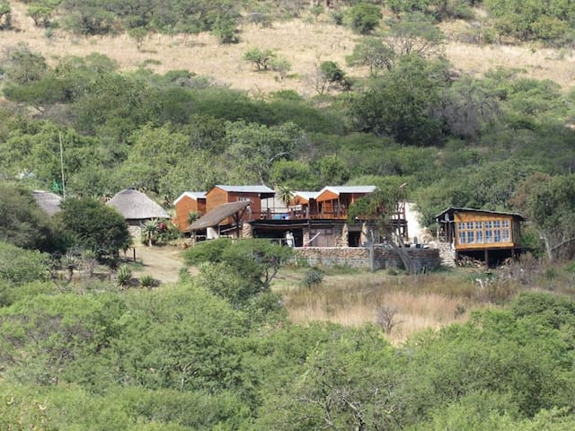 Riemland Lodge - Your Private Safari Experience