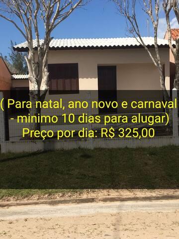 Casa Praia Rosa do Mar - Passo de Torres/SC