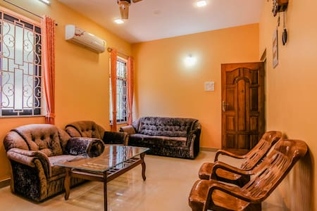 Comfortable 1 BHK apartment near Colva & Majorda 2