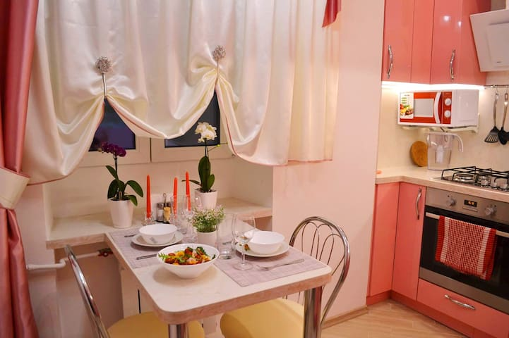 Romantic apartment in the heart of Old Riga