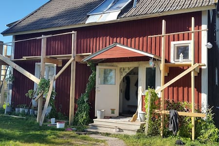 Bottomfloor appartment in old farmhouse - Torsby - Byt
