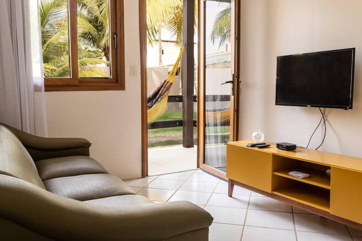 Apartamento em Maracaípe - Porto de Galinhas