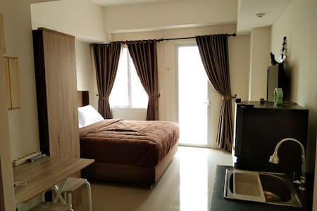 Bogor Icon - Homey Studio Apartment