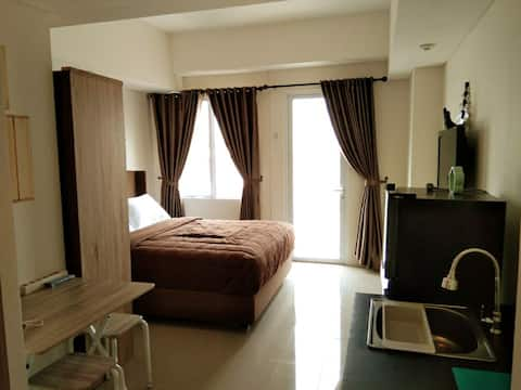 Bogor Icon - Homey Studio Apartment