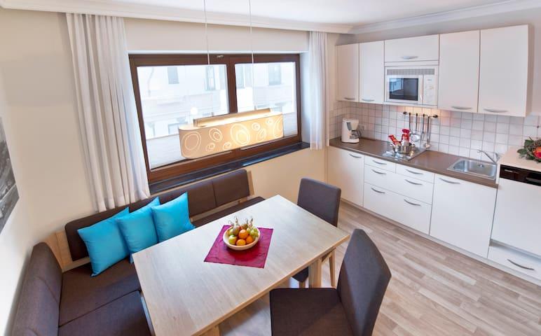 Gästehaus Oblasser - Ferienwohung Adlerbühne 4 Pax - Mayrhofen - Condominio