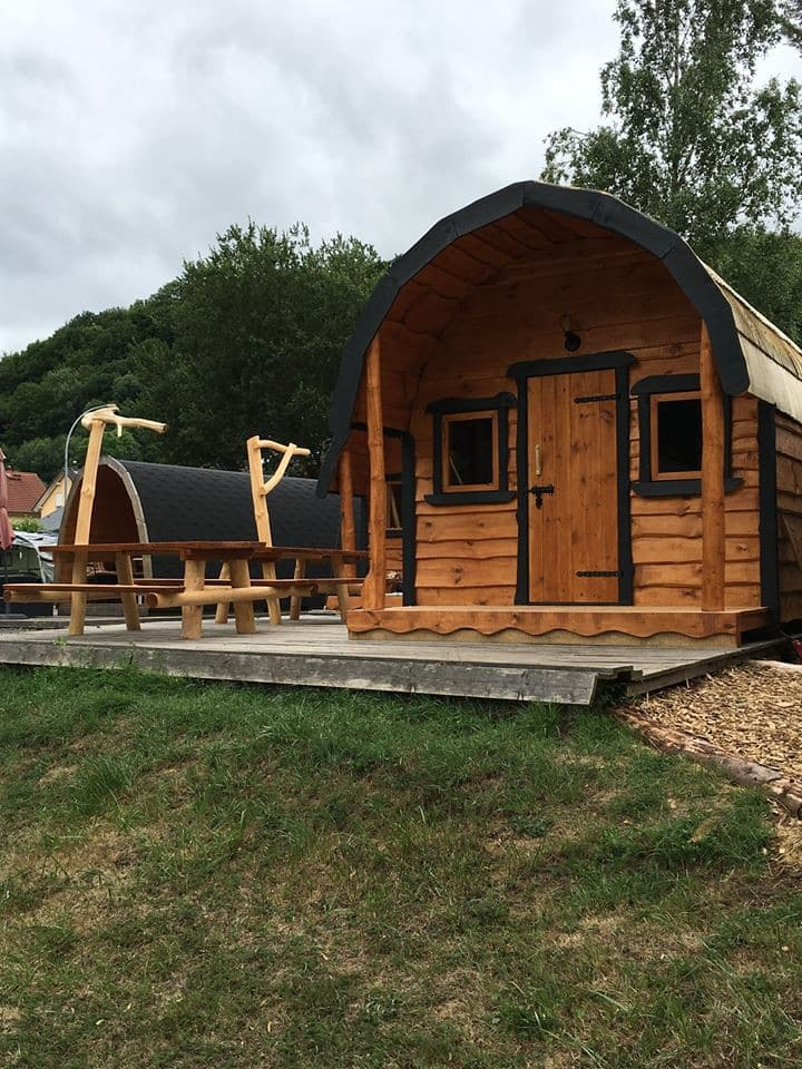 Glamping POD Mullerthal 4 pers