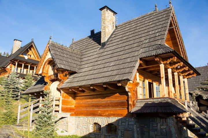 Domek Gerlach Lux Zakopane - Gliczarów Dolny - House