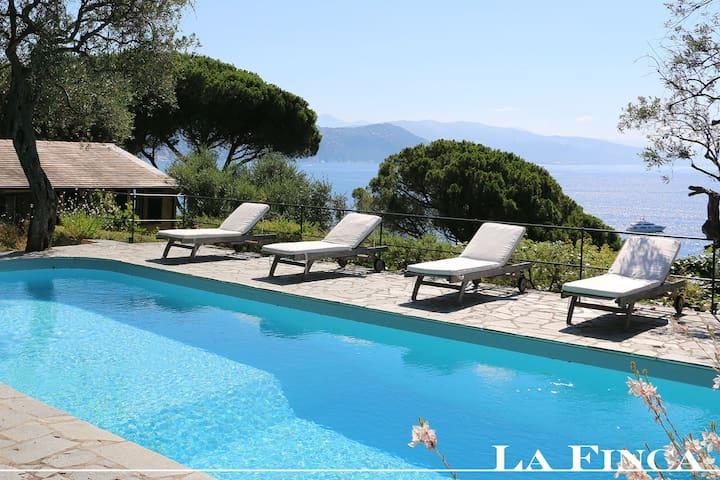 """La Finca"" di Santa Margherita Ligure"