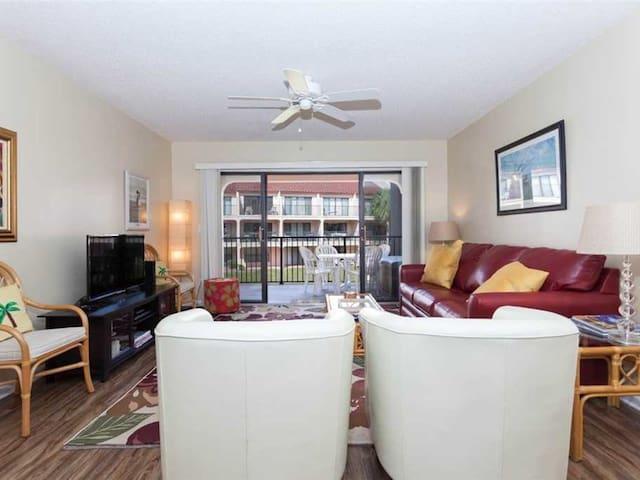 Sea Place 14248 - Saint Augustine - Appartement en résidence
