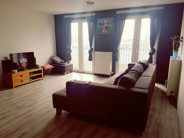Home Feeling In Near Amsterdam - Almere - Wohnung