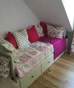 Cute&Cosy Room zentral in Hamburg privates Haus