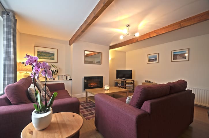 River Neuk Holiday Cottage - Rothbury - Appartement
