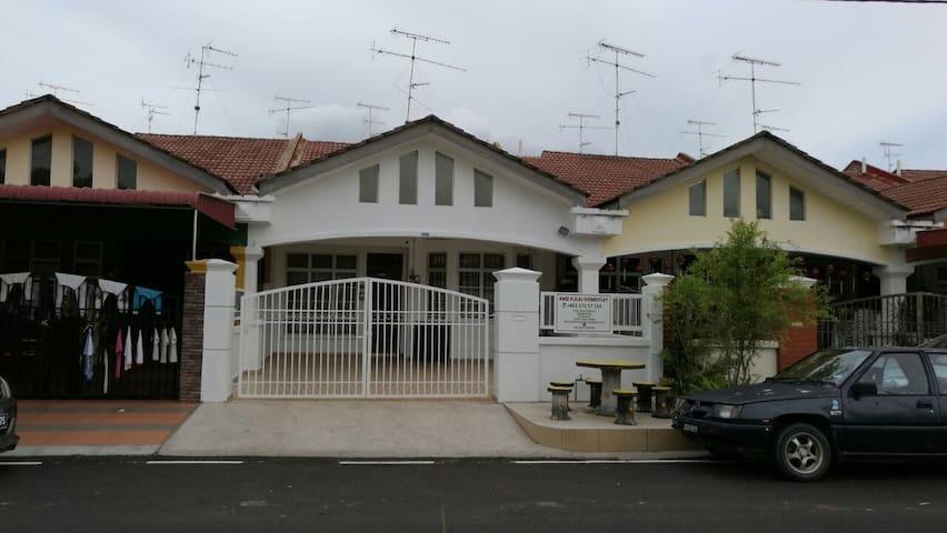 AMZ KULAI HOMESTAY - Kulai - 단독주택
