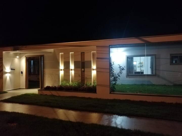 Casa para show rural/ segurança e conforto/