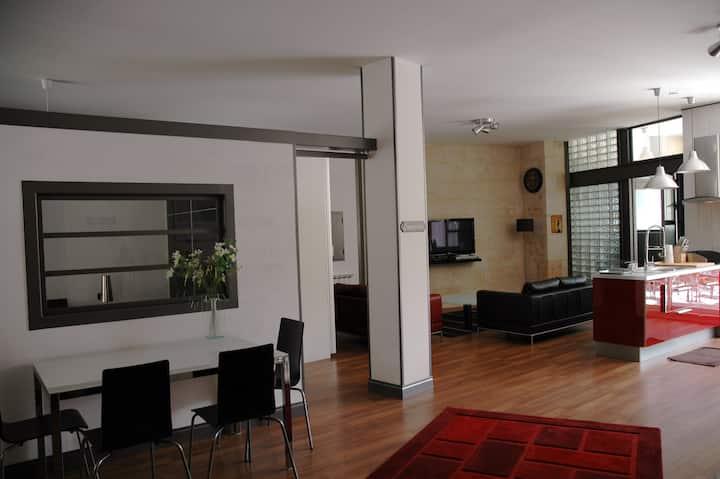 Appartement dans demeure historique
