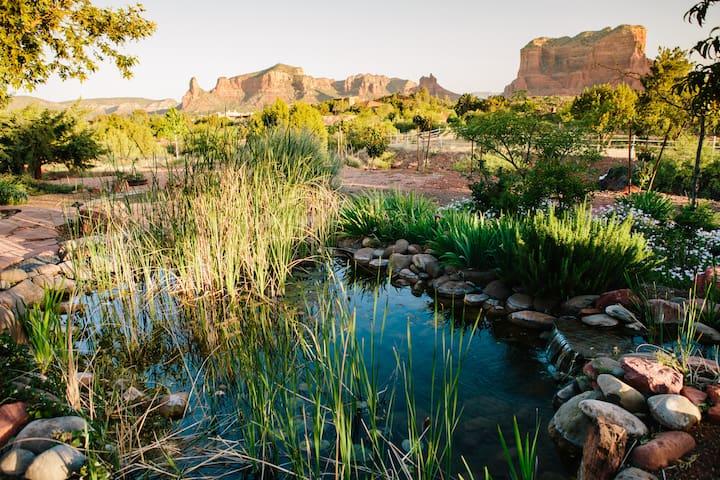 Sedona's Wild Horse Ranch - Private Casita