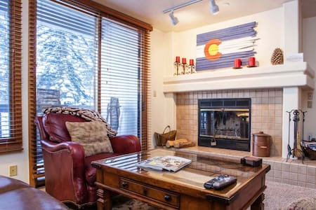 Townsend Place Condo, Walk to Beaver Creek Village, Ski In/Ski Out, YR Hot Tub, Convenient Location! - 비버 크릭(Beaver Creek)