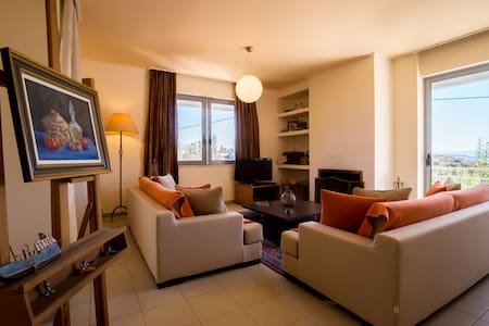 Lovely seacoast apt for 4 ppl in Sounio - Lavrio