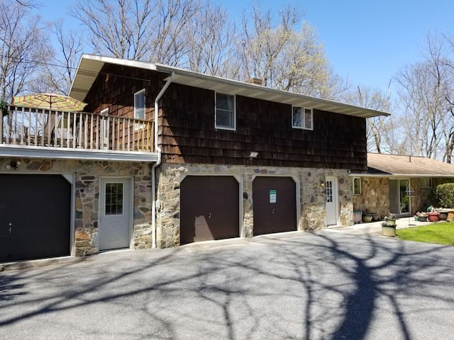 Country Hideaway in the Heart of Central PA