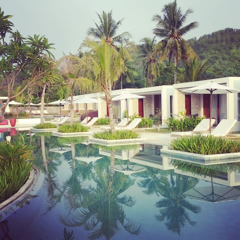 Affordable luxury in south Lombok - Pujut - Butikový hotel