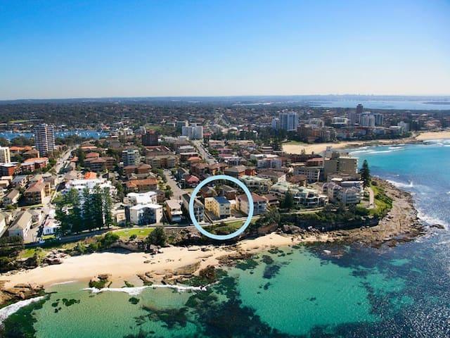 Furnished Ocean View Rental - Cronulla - Apartamento