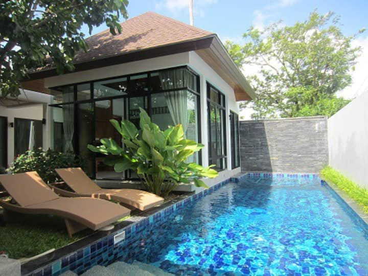 Cube 1 Pool Villa Chalong Phuket