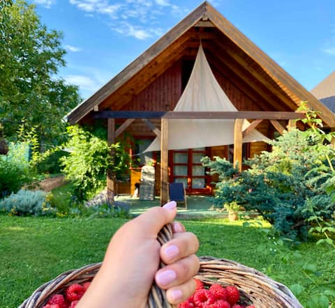 Málnás Vendégház-Raspberry Guesthouse