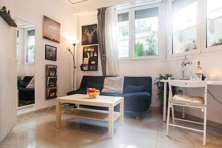 Next to Acropolis cozy apartment - Athina - Byt
