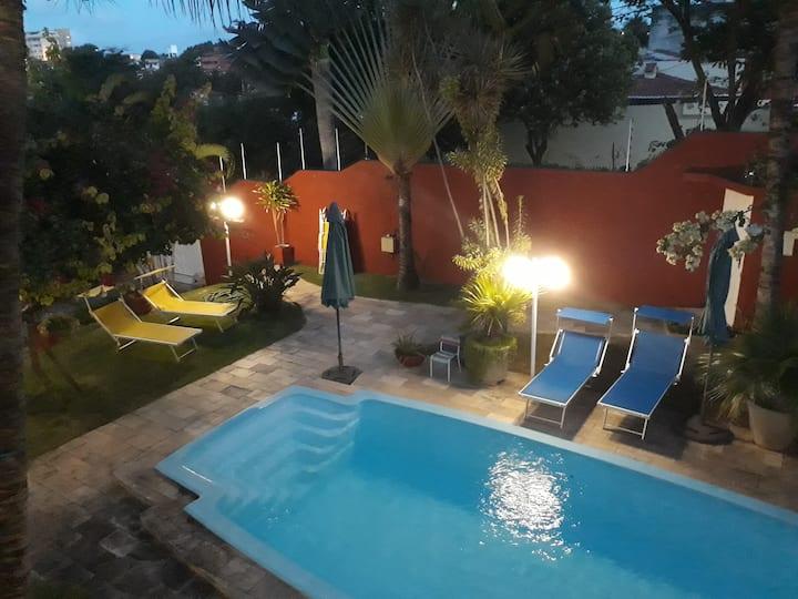 Villa Sorriso 3  Habitación y desayuno min 3-4 pax