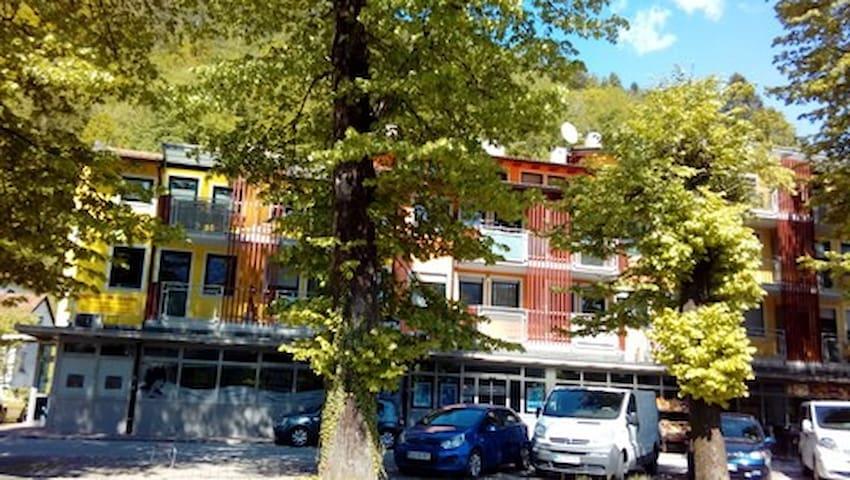 Apartment Flora - Kobarid - Apartemen