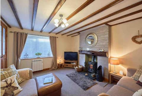 Bill's Rest at The cottage, Brough, Cumbria